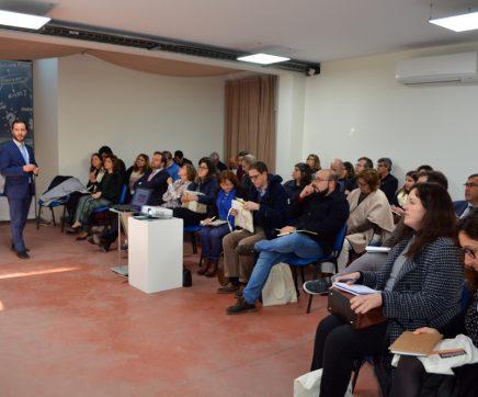 Seminário sobre as novidades nos impostos em 2020 encheu Startup de Santarém