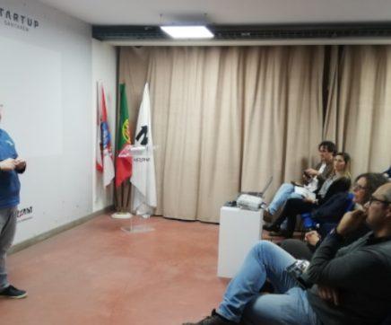 Networking na Startup Santarém já com novas empresas instaladas no CIES II