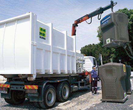 Empresa de recolha de resíduos em Constância diz cumprir requisitos legais
