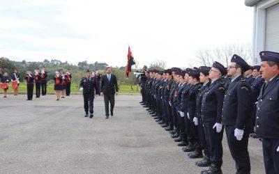 Bombeiros Voluntários de Alcanede festejam 25º aniversário