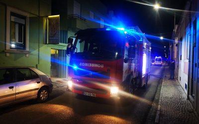 Incêndio em hotel na cidade de Santarém