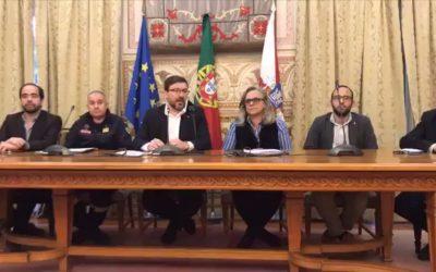 Câmara de Santarém encerra alguns serviços e limita equipamentos municipais