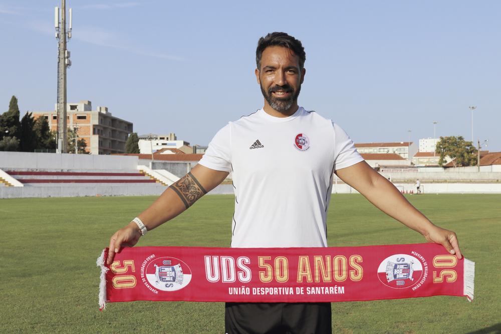 André Luís abandona comando técnico da União Desportiva de Santarém