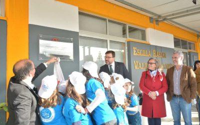 VÍDEO | Inauguradas obras de requalificação e ampliação da escola e jardim de infância do Vale Santarém
