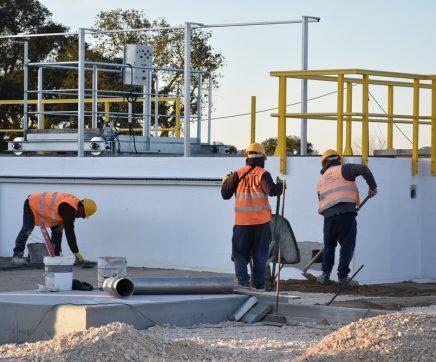 Nova ETAR de Samora Correia vai servir 20 mil pessoas