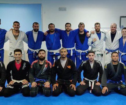 Jiu-jitsu do Vitória Clube de Santarém continua a somar êxitos