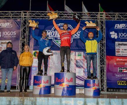 Campeonato nacional de motocross arrancou na Moçarria