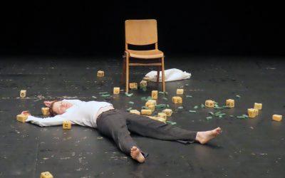 A democracia foi repensada no Teatro Sá da Bandeira com 'A Nova Bailarina' de Aldara Bizarro