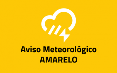 Chuva coloca distrito de Santarém sob aviso amarelo