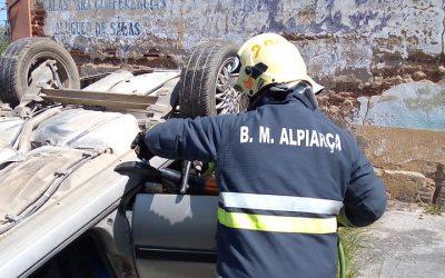 Bombeiros de Alpiarça alteram turno para 12 horas