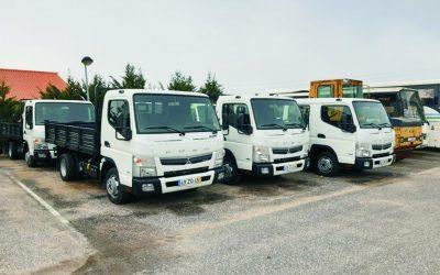 Azambuja investe mais de 200 mil euros em carrinhas para Juntas de Freguesia
