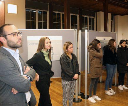 Jovens conselheiros debatem Europa Verde e Sustentável
