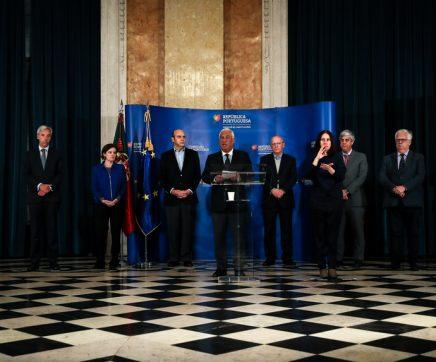 Portugal iniciou esta sexta-feira mais 15 dias de estado de emergência