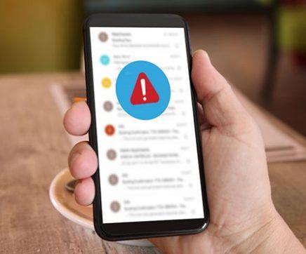 Deco alerta para esquemas fraudulentos por sms, mails e aplicações