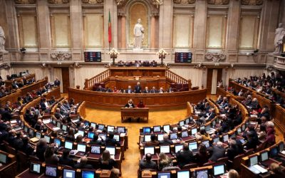 Parlamento aprovou prolongamento do estado de emergência até 17 de Abril