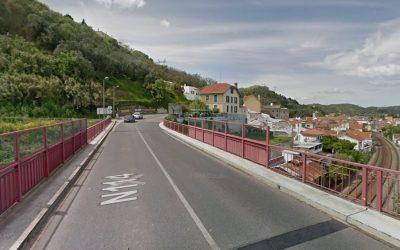 Ponte D. Luís cortada ao trânsito no sentido Almeirim – Santarém