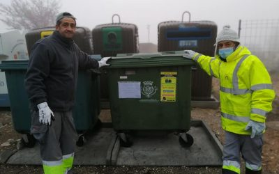 Moradores do Bairro de S. Bento agradecem esforço dos profissionais da recolha de resíduos