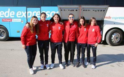 Sexteto vitoriano representou a Selecção Distrital Sub-17 de Futsal Feminino