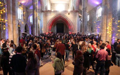 VÍDEO | 'Tejo a Copo' reúne centenas de entusiastas vínicos e enófilos no Convento de S. Francisco
