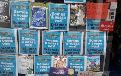 Agência de Jornais e Revistas associa-se às comemorações dos 129 anos do Correio do Ribatejo