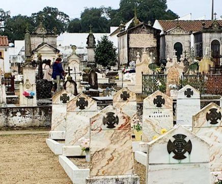 Chamusca reabre cemitério com restrições nos dias 1, 2 e 3 de Maio