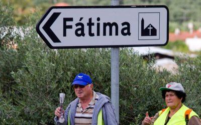 Proteção Civil de Santarém pede a peregrinos que evitem deslocação a Fátima