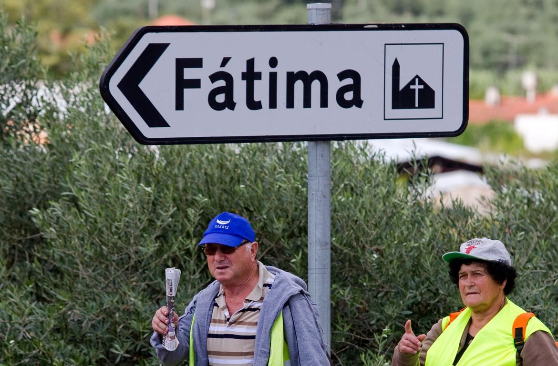 Pequenos grupos estão a reagendar peregrinações ao Santuário de Fátima