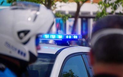 Um homem detido e dois identificados por suspeita de tráfico de estupefacientes