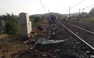 Circulação na Linha do Norte restabelecida em ambos os sentidos após remoção de destroços e reparação da via