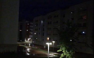 """""""Bairro Amigo"""" em Santarém une-se todas as noites para ouvir música à janela"""