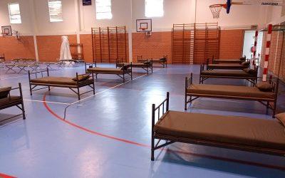 Vila Nova da Barquinha disponibiliza 67 camas para acolhimento temporário