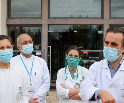 Abrantes com centro de análises para doentes não covid no Estádio Municipal