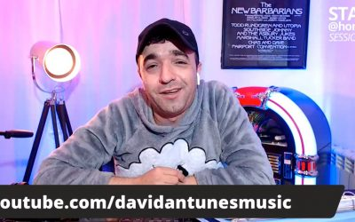 VÍDEO | David Antunes promove aulas de piano gratuitas através do Youtube