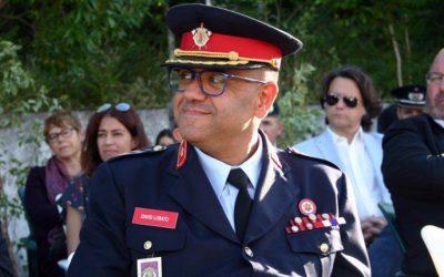 David Lobato assume funções de 2º Comandante do CDOS de Santarém