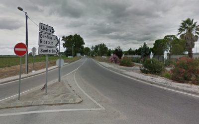 IP prepara intervenções na EN118 entre Samora Correia e Almeirim