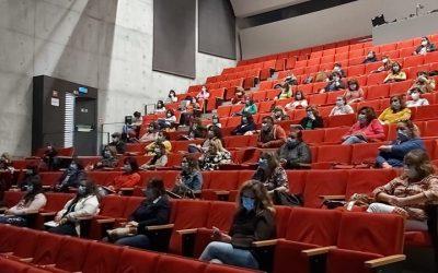 80 pessoas recebem formação para dar apoio a população idosa