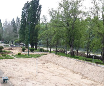 Constância investe 350 mil euros em obras de requalificação da zona ribeirinha