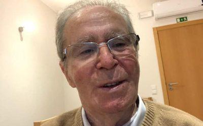 Morreu o padre Frutuoso Duarte Matias, natural da Moçarria