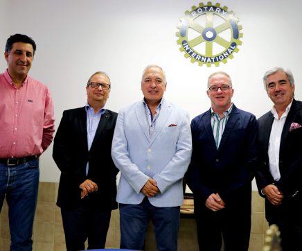 Fundação Rotária Portuguesa apoia luta contra a pandemia com 110 mil euros