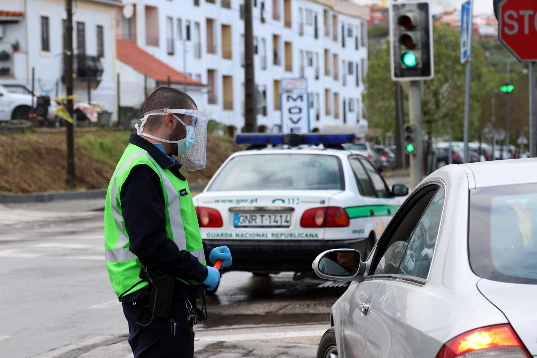 VÍDEO   Operação da GNR sensibiliza mais de 300 condutores na região