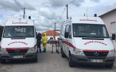 Seis idosos infectados com covid-19 obrigam a evacuação de Lar