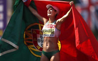Inês Henriques continua luta pela introdução dos 50 km de marcha femininos nos JO
