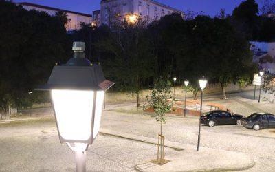 14 mil luminárias substituídas por tecnologia LED no concelho de Santarém