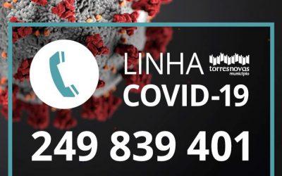 Câmara de Torres Novas lança Linha Covid-19