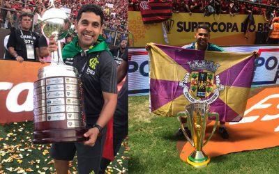 Márcio Sampaio é medalha de mérito desportivo grau ouro de Almeirim
