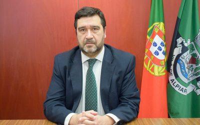 Presidente da Câmara de Alpiarça assinala 106º aniversário do concelho com mensagem aos munícipes