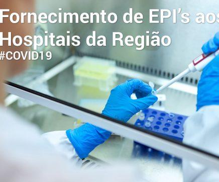 NERSANT procura empresas para produzir ou fornecer materiais para hospitais da região