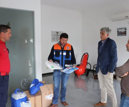 Ourém disponibiliza cerca de 300 camas para pessoas afectadas pela pandemia