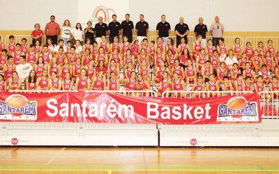 """""""Somos um clube formador e no Santarém Basket há lugar para todos"""""""