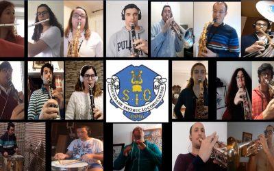 Sociedade de Instrução Coruchense assinala 124 anos em videoconferência